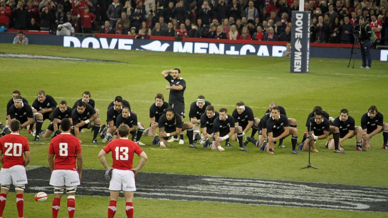 How Rugby Became New Zealand S National Sport