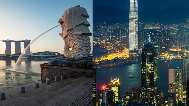 Hong Kong Vs Singapore Which City Does It Better