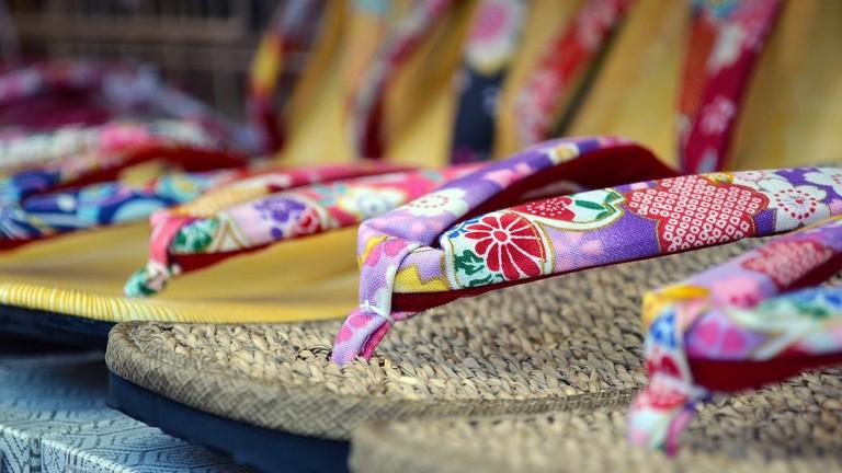Casual wooden geta   © marcel okato / Pixabay