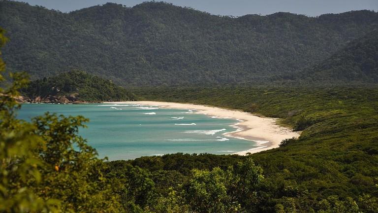 Ilha Grande's coastline | © TMbux / WikiCommons