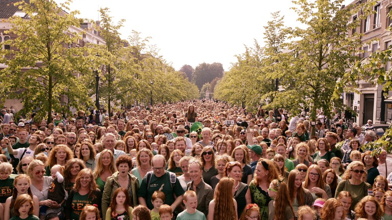 What It's Like to Attend the Largest Gathering of Redheads ...