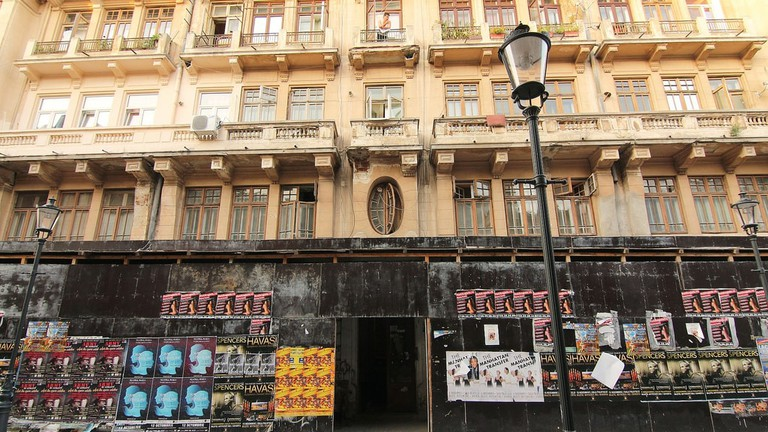 Bucharest's Old Centre | © Nicu Buculei / Flickr