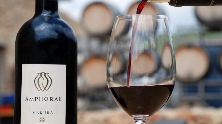 Israeli wine | © StateofIsrael / Flickr