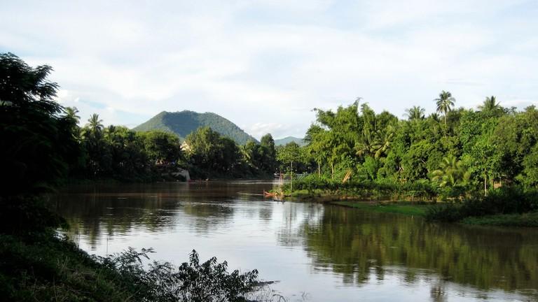 Mae Kok River, Chiang Rai | © Francisco Anzola/Flickr