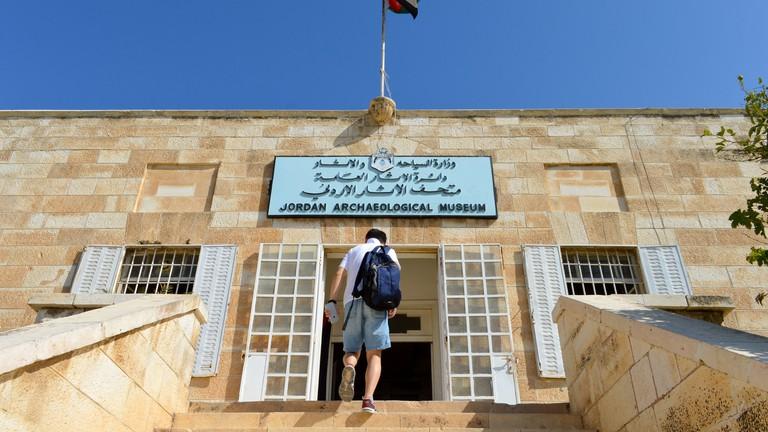 Jordan Archaeological Museum   © Francisco Anzola/Flickr