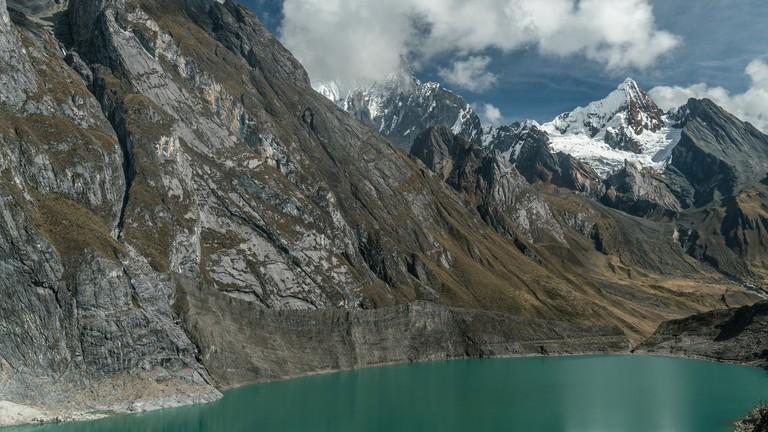 The Cordillera Huayhuash | © Jenny Salita / Flickr