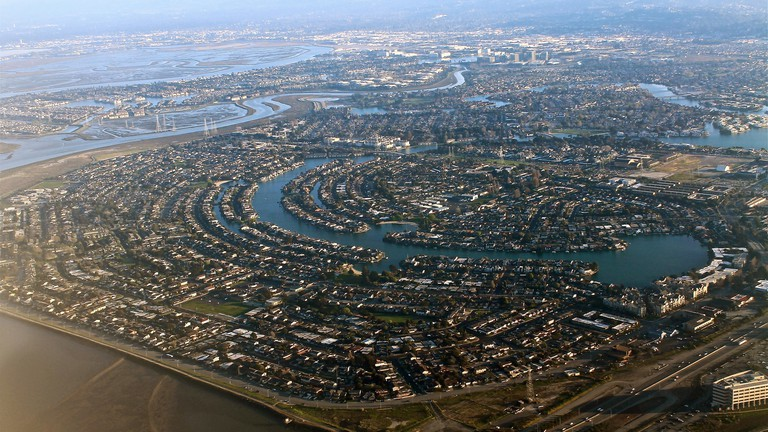 Silicon Valley from above | © Patrick Nouhailler/Flickr