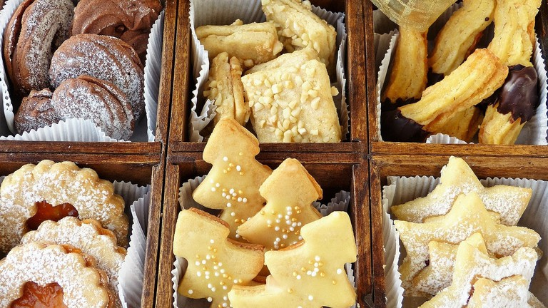 9 Different German Cookies You Need To Try On Your Next Trip