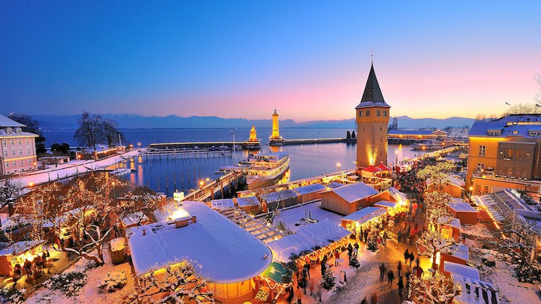 Weihnachtsmarkt Fraueninsel.The Best Christmas Markets In Bavaria