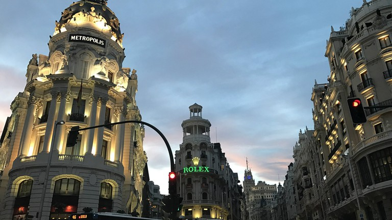 dating i Madrid Spanien