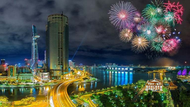How To Spend New Year's Eve in Ho Chi Minh City, Vietnam