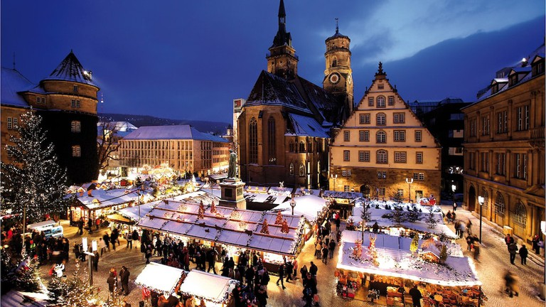 Christmas Markets In Germany 2019.Germany S Top 11 Christmas Markets