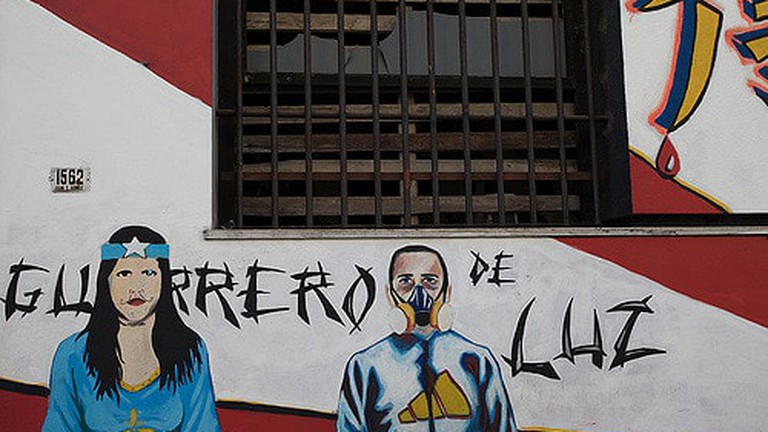 A Guide To Discovering The Best Street Art In Montevideo
