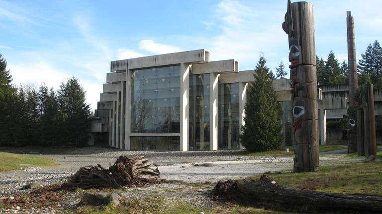 UBC Museum of Anthropology | ©Tim Gillin / Flickr