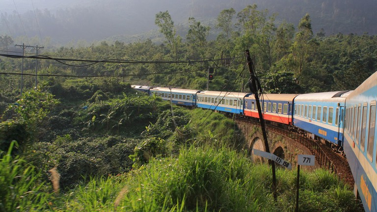A Guide To Riding Vietnam's Reunification Express Train