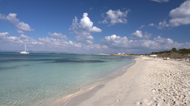 The Most Beautiful Beaches in Formentera