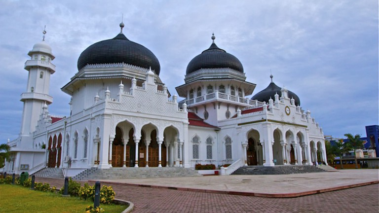 The 11 Most Beautiful Mosques In Indonesia