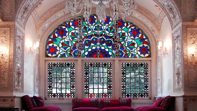 Saheb Gharanieh in Niavaran Palace   © Hamed Saber / Flickr