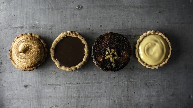 Cakes | © Alan Benson/Courtesy of Bourke Street Bakery