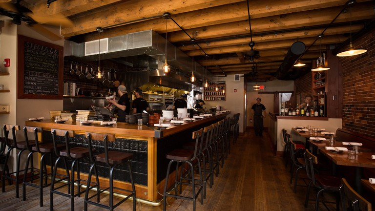 11 Cozy Bars And Restaurants In Portland Maine Perfect For