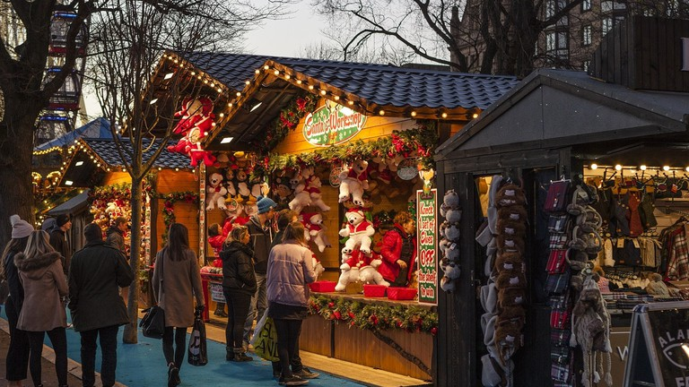 Christmas Spain.12 Magical Christmas Markets To Visit In Spain