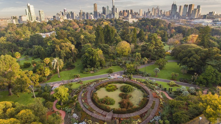 A Guide To Melbourne\'s Royal Botanic Gardens