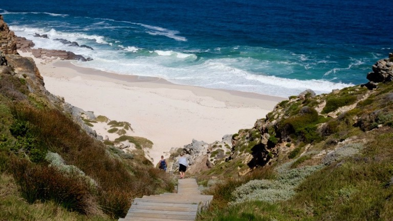 Cape Town's Hidden Beaches No One Really Knows About