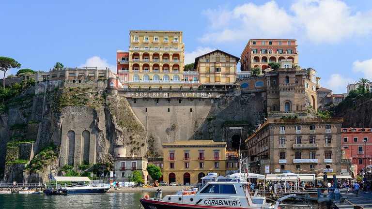 The Best Boutique Hotels In Sorrento Italy
