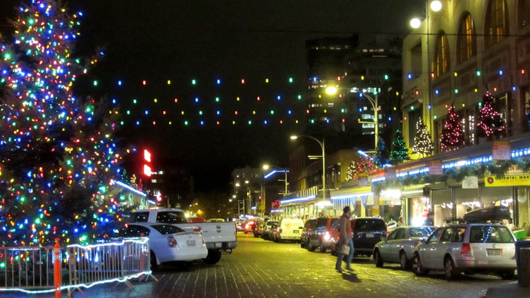 Seattle Christmas.10 Things To Do In Seattle This Christmas