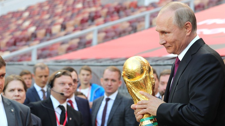 bf7485db3 Storylines Surrounding the 2018 FIFA World Cup in Russia