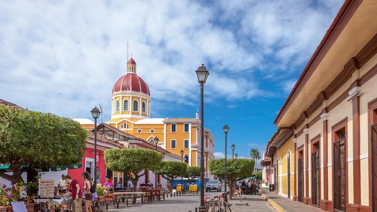 Mudanzas a Nicaragua
