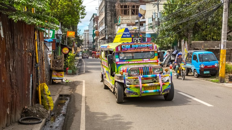 How To Navigate Transport in The Philippines