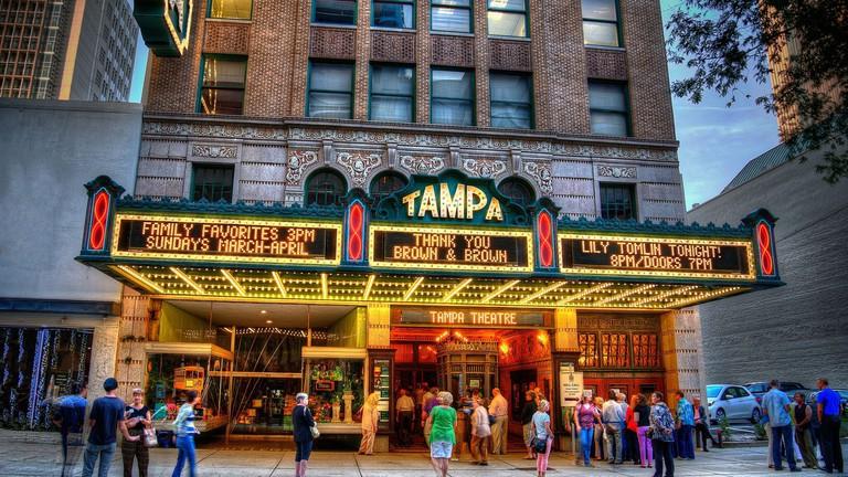 tampa dollar theater