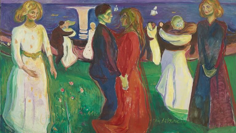 Edvard Munch 'The Dance of Life', 1925