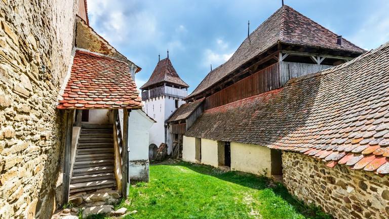 Viscri, Romania | © cge2010/Shutterstock