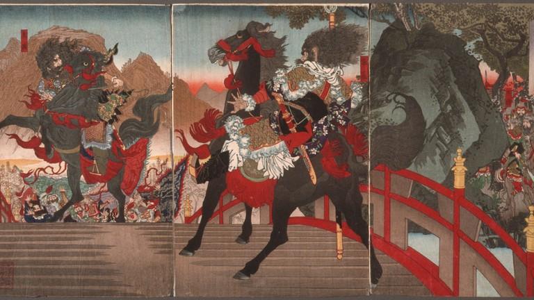 A Brief History of China: Three Kingdoms Period