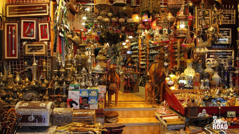The Best Places to Go Shopping in Muscat, Oman