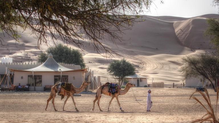 Desert Camp © Prasad Pillai |Flickr