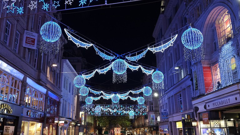 Birmingham Christmas Lights.The Most Christmassy Things To Do In Birmingham