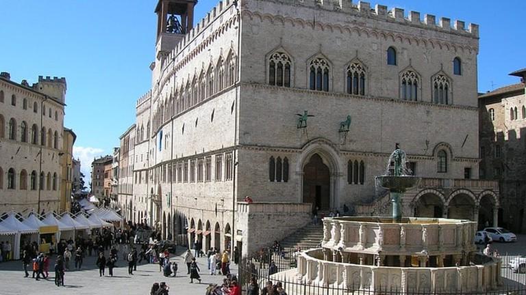 Perugia|©eireqMatteo/Pixabay
