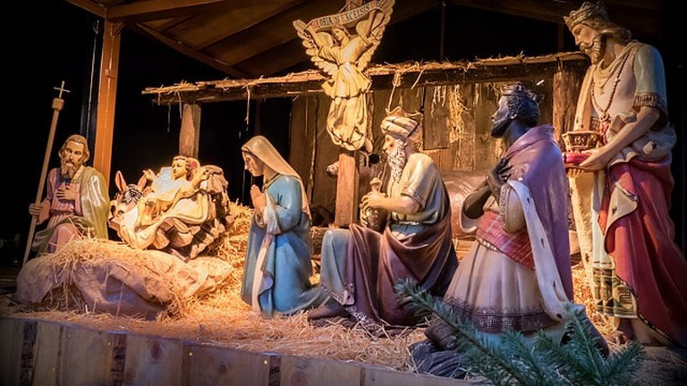 Christmas Nativity.Why You Won T See Any Public Nativity Scenes In France This