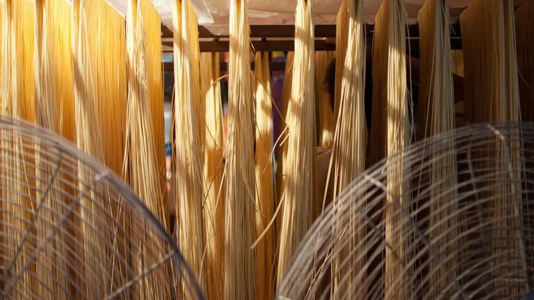 Noodle Making | ©  Mills Baker