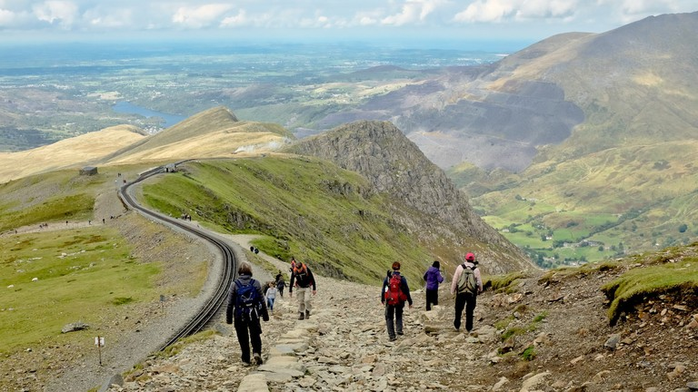 How Long To Climb Snowdon >> The 10 Best Hiking Trails In Snowdonia Wales