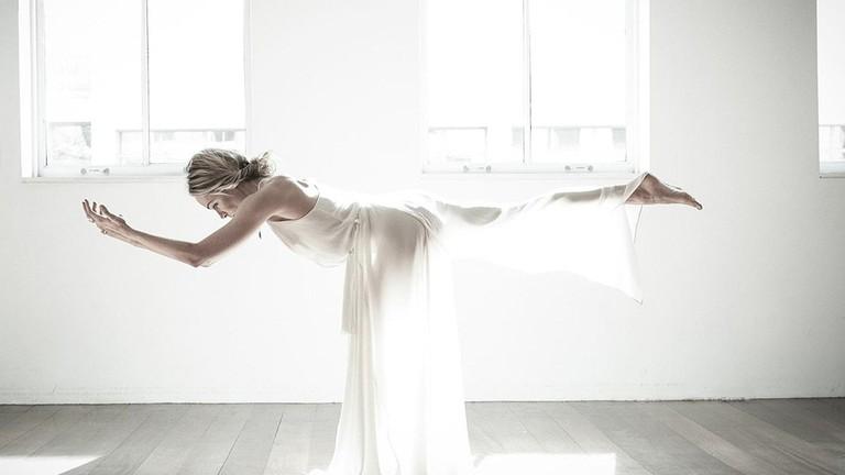 Yoga speed dating NYC