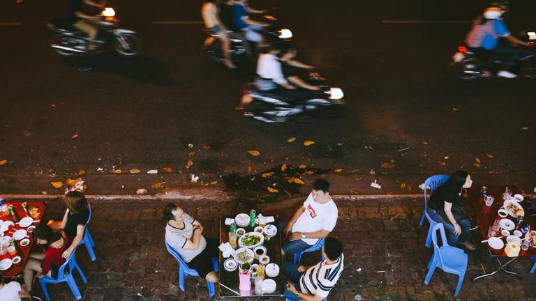 Vietnamese street food   © dave.see/Flickr