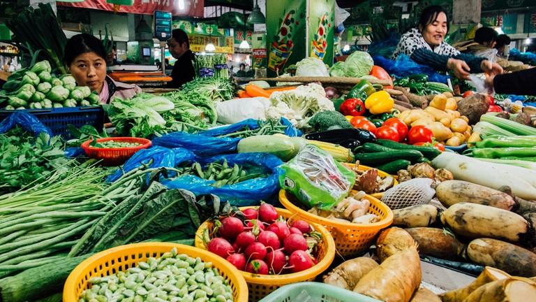 The Best Fresh Markets in Shanghai