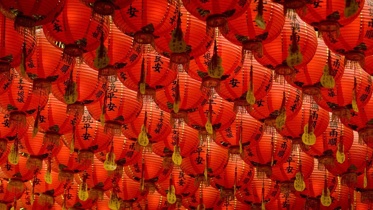 A brief history of chinese lanterns