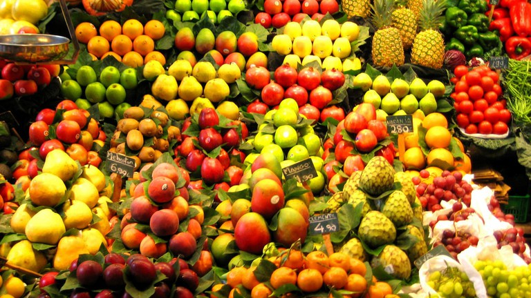 The Best Food Markets in Marbella
