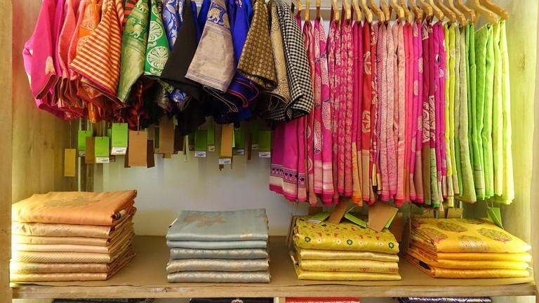 fba52f20ec The Best Saree Shops in Delhi, India