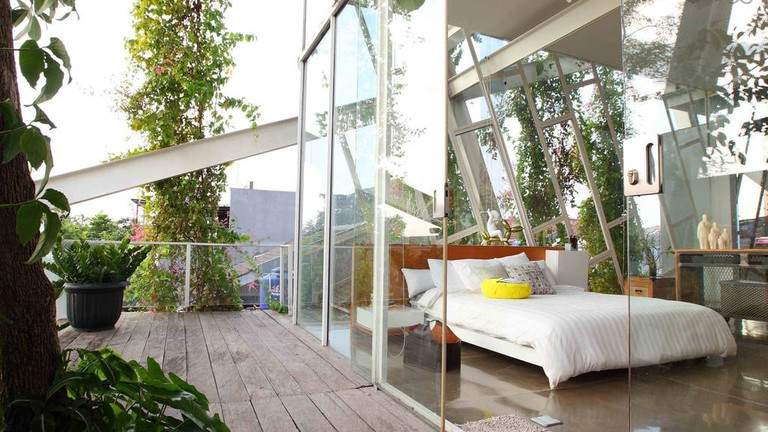 The Coolest Airbnbs In Jakarta Indonesia